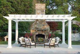 prefabricated-custom-brick-outdoor-fireplace